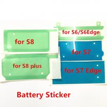 Battery Sticker For S9 Plus/ S9/ S8Plus/ S8 /S7Edge/ S6 Edge Plus/ S6 Edge / Note 8