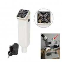 Microscope smoking instrument soldering iron welding  smoke exhaust fan