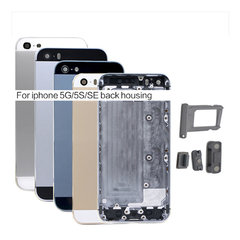 Back Cover Housing Middle Frame Chassis For iPhone 5G To iPhone 7P