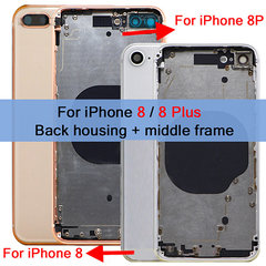 iPhone 8/8p/X /Xr/Xs/Xs max Back Housing chassis