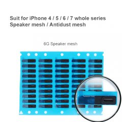 High Quality Adhesive Ear Speaker Earpiece Mesh Anti Dust Screen Mesh For iPhone 5G -8P Replacement For LCD Repair