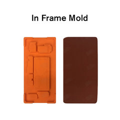 In Frame Laminating Mould For Samsung S7edge S8 S8plus S9 S9plus Note8 Note9 LCD Touch Screen Laminating With Middle Frame