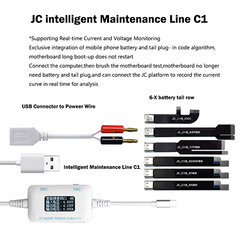 JC 2nd Gen C1 Intelligent Repair Maintenance Box for iPhone 6/6P/6S/6SP/7/7P/8/8P