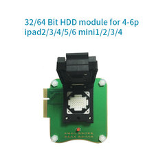 JC 32/64Bit NAND Module Read/Write Programmer for iPhone 4S/5/5C/5S/6/6P iPad 2/3/4/5/6/ iPad mini 1/2/3/4