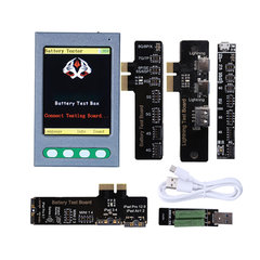iPhone Battery Tester For iPhone X 8 8P 7 7P 6 6P 6S 6SP 5 5S 4 4S iPad