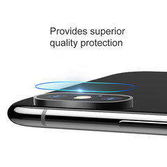 Back Camera Lens Tempered Glass For iPhone Xs Xs Max