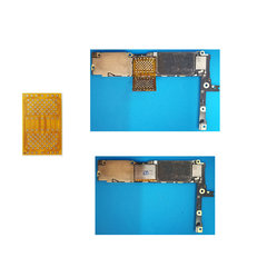 short ribbon cable flex for iphone 5/5s/6/plus/ for ipad 3/4/5/6 air mini HDD Nand memory testing repairing