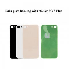 Back Battery Door Cover Back Housing Glass 8G 8P X Xr Xs Xs Max