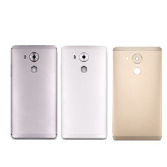 WEIYU for Huawei Mate 8 Battery cover new protective cover 6.0 '' for Huawei Mate 8 back cover + button + camera lens