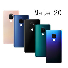 Battery Cover +Glass Lens Door Housing Case For Huawei Mate 20 Lite  Huawei Mate 20 Pro