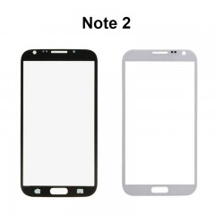 Front Glass For Galaxy Note 2 N7100