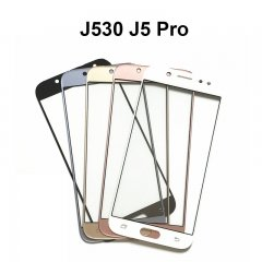 Front Glass For Galaxy J5 (2017) J530 J5 Pro