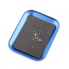 Aluminium Magnetic Screw Storage Tray