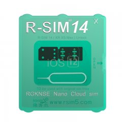 Genuine R-SIM14 +V18 RSIM 14 FOR IPHONE 6 6S 6P 6SP 7G 7P 8G 8P X XS XR XS MAX SIM