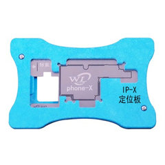IP-X motherboard positioning board + plant tin network upper and lower board bonding layer tier maintenance magnetic positioning board