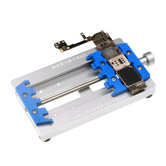 Mijing K22 Universal pcb board holder fixture Mobile Phone Motherboard Fixing Tool for iPhone Samsung Logic Board IC Chip repair