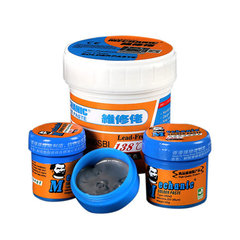 MECHANIC environmentally friendly lead-free low temperature melting point solder paste CPU rework solder paste high temperature rosin solder paste