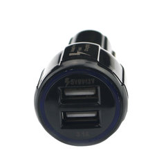 Car Adapter Dual USB Port 3.1 5V-12V