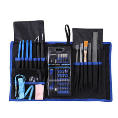 81-in-1 screwdriver set multi-function precision screwdrivers Magnetic portable Oxford bag mobile phone disassemble tools