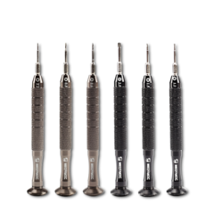 MECHANIC MS series screwdriver T2/☆0.8/+1.5/+1.2/Y0.6/⊕2.5