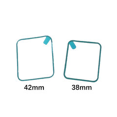 Apple watch iwatch change screen sticky screen special frame glue S1 38MM 42MM
