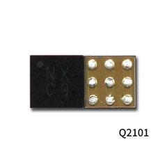 Original Q2101 for iphone 7 7 plus USB charging charger ic chip NX 9 pin