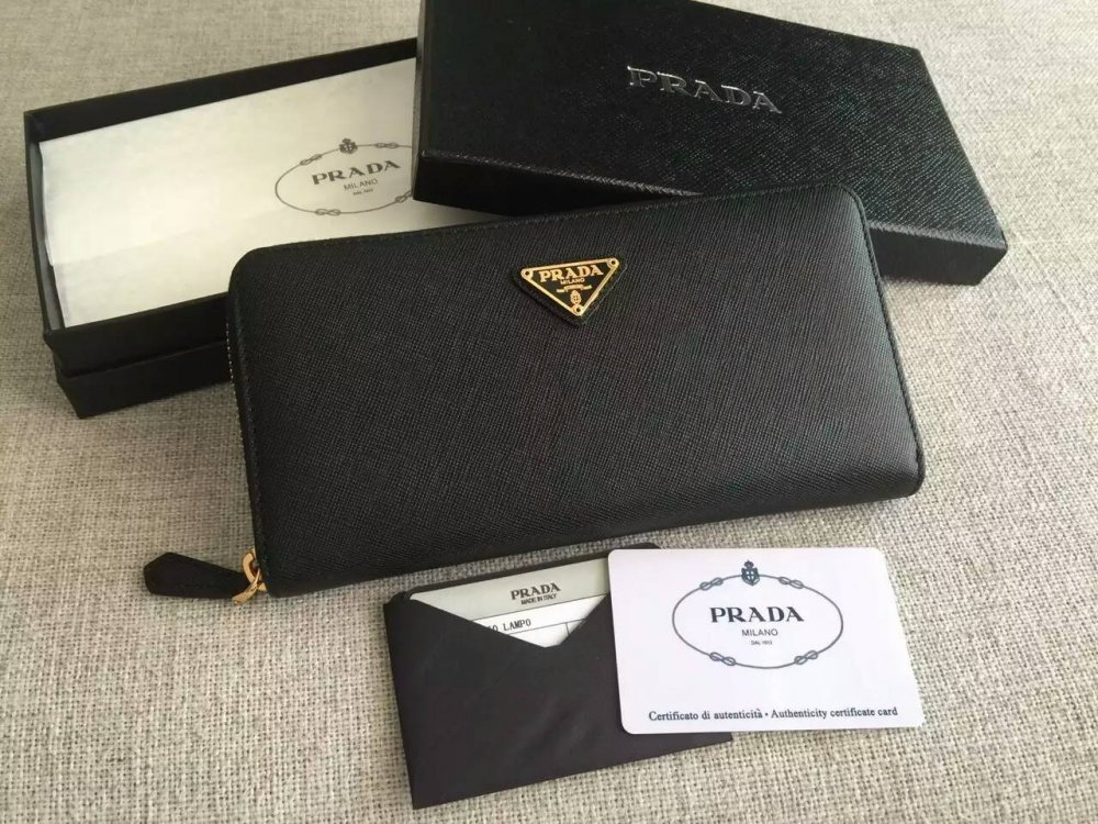 reputable site bd28c 3dbc9 Pradaa women wallet 1ML506 6091825