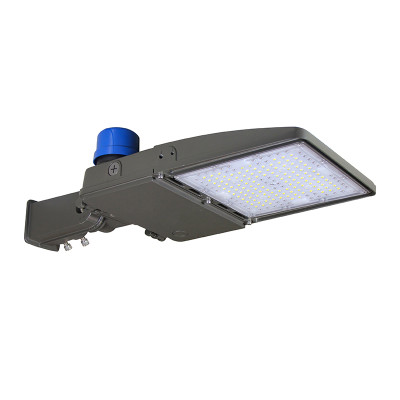 100W LED Parking Lot & Shoebox - 13000 Lumens - 100-277VAC - 300W Metal Halide Equivalent - Type III -5000K