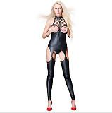 M Body Garter Belt 'Outrageous '