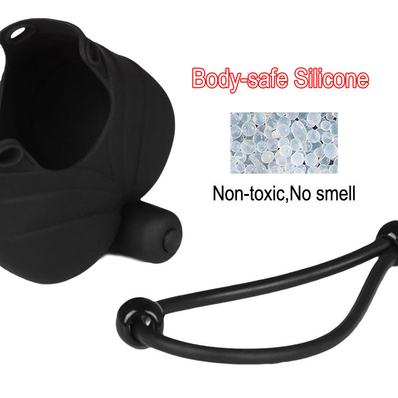 body-safe silicone