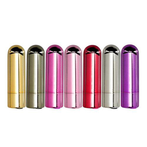 USB Charge 10 Speed Bullet Vibrator Anal Plug