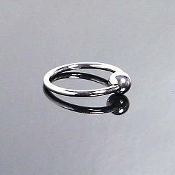 Stainless Steel Penis Ring Metal Cock Ring