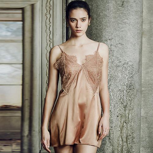 Sexy Lace High-elastic Pajamas
