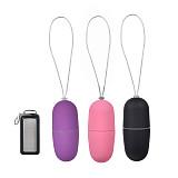 20 Speed Bullet Vibrator Wireless Vibrating Egg G-Spot Massager