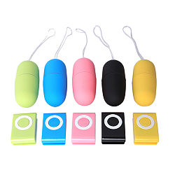 20 Speed Wireless Remote Control Mini MP3 Vibrator