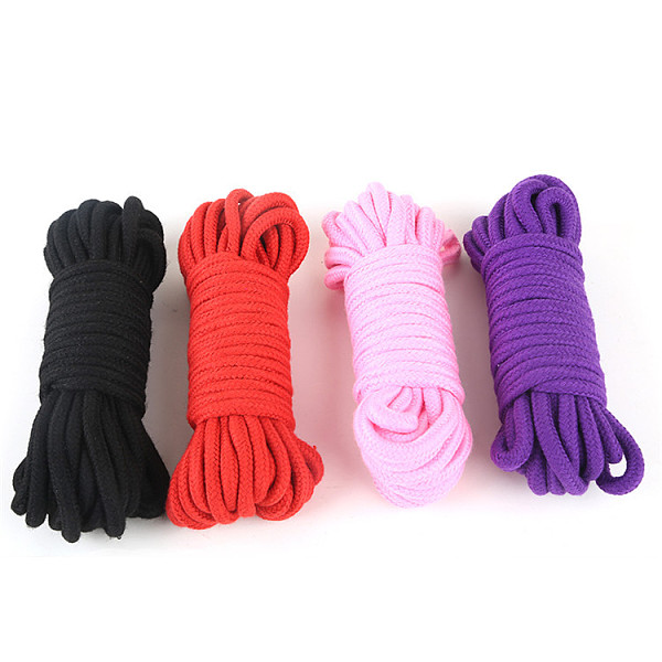5-20M Cotton Rope Tied With Hands And Feet