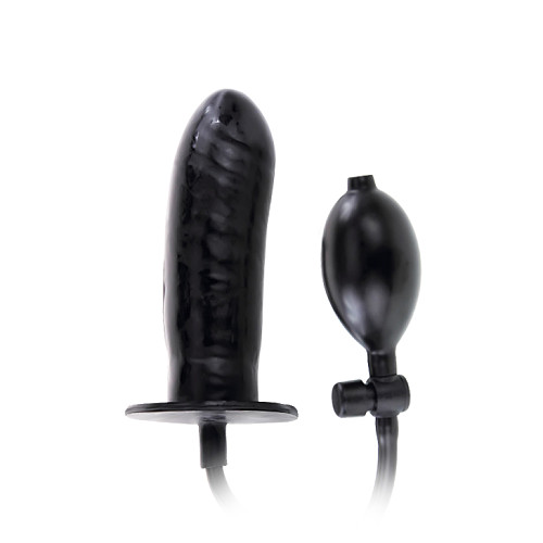 Pump Up To Enlarge Dildo