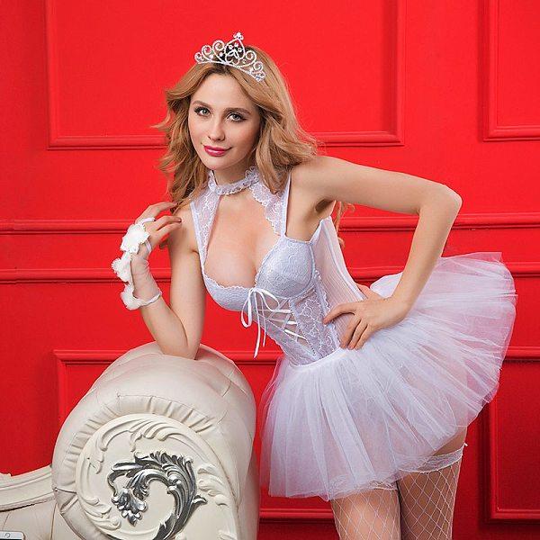 Playful Sexy Princess Suit