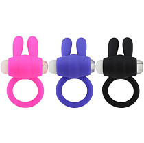 Penis Ring Vibrating Rabbit Delay Ring Cock Ring