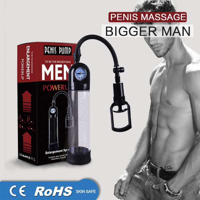 Electric Penis Exercise Assists Massager