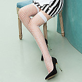 Lace Stockings Long Tube Sexy Fishnet Socks