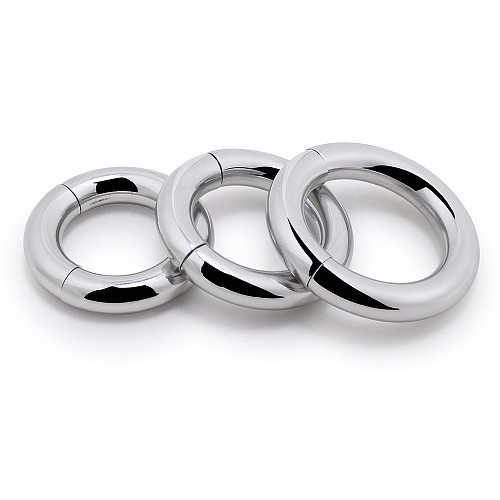 Magnetic Penis Ring Stainless Steel Cock Ring