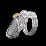 Male Chastity Device Belt Cage Gimp penis Cock Cage