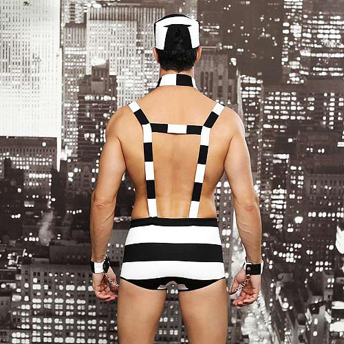 Men's personality alternative sex uniform