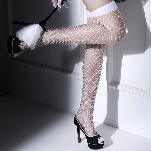 Lace Stockings Long Tube Sexy Fishnet Socks