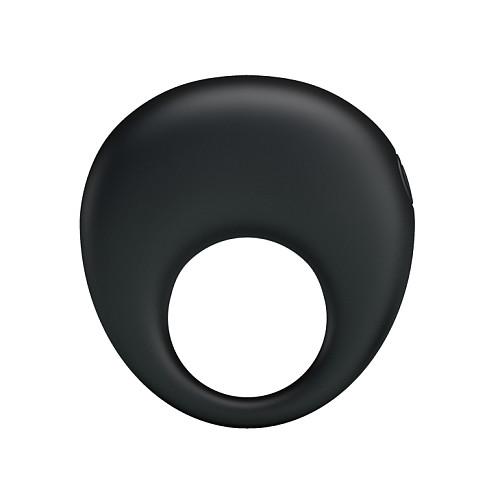 Soft Amazing Silicone Vibrating Cock Ring