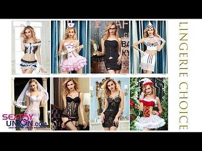 Black perspective sexy pajamas ladies temptation home pajamas