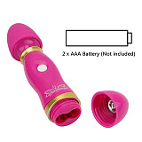 AV Massager 12 Speed Dildo Vibrator G-Spot Massager
