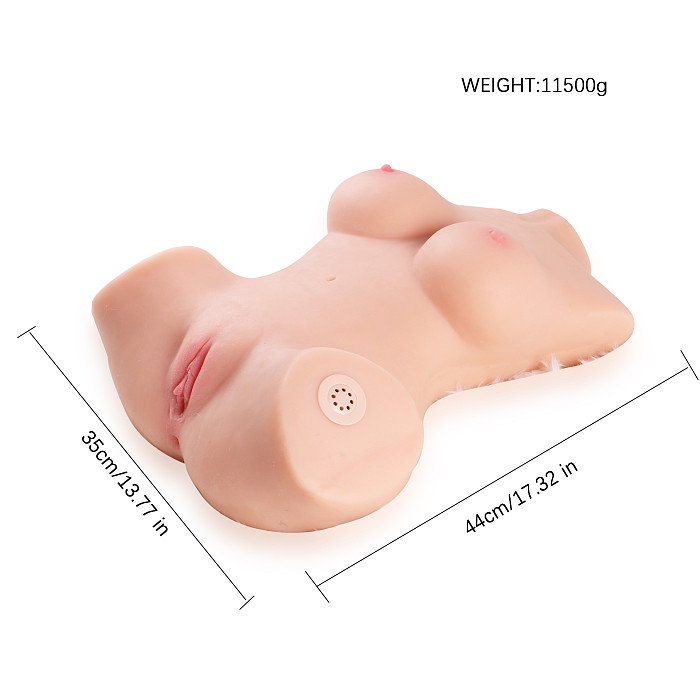 Sex Love Doll Realistic Quality Life Like Vagina Anal Breast Masturbator Sex Toy