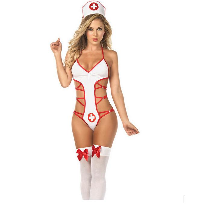 Appeal nurse uniform temptation conjoined three points